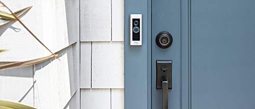Ring Video Doorbell Pro | Kit de timbre y transformador, HD 1080p, comunicación bidireccional, Wi-Fi, detección de movimiento | Incluye una prueba de 30 días gratis del plan Ring Protect