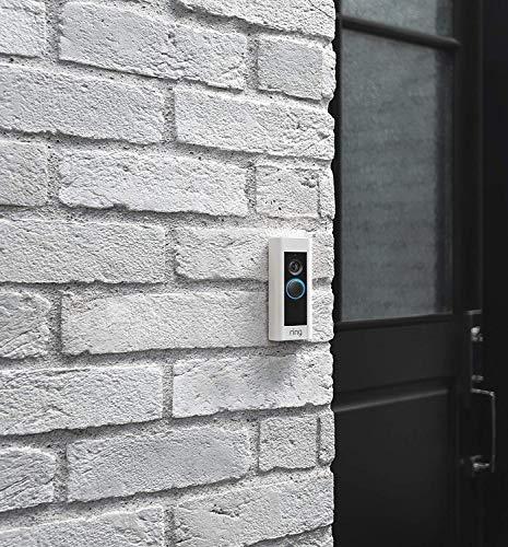 Ring Video Doorbell Pro con cableado, incluye un Chime (1.ª generación), resolución HD 1080p, comunicación bidireccional, wifi, detección de movimiento | Prueba de 30 días gratis del plan Ring Protect