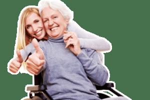 Alexa para personas mayores - alegria