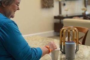 Altavoces inteligentes para personas mayores 2