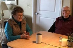 Alexa para personas mayores - novedad