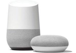 Que altavoz inteligente es mejor - Google Home